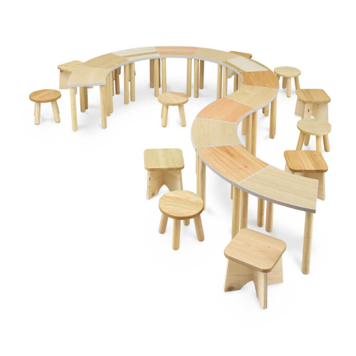 cerchio table
